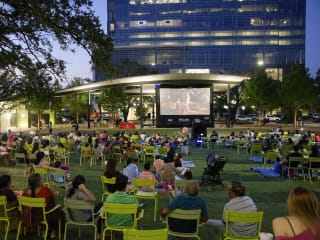 Levy Park Conservancy presents Family Movie Night
