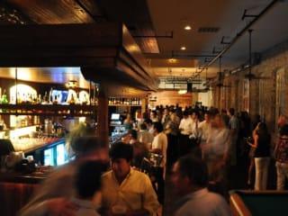 Austin Photo: Places_Bar_paradise_cafe_interior