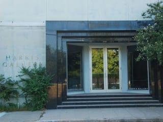 Places-A&E-Harris Gallery-exterior-1