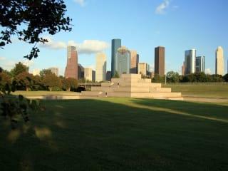 Places-Unique-Houston Police Officer's Memorial-view-1