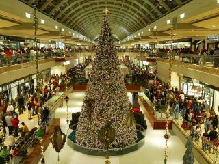 Events-Galleria Tree Lighting-Nov 09