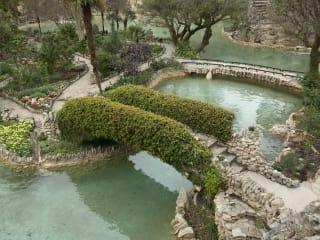 Japanese Tea Garden of Brackenridge Park