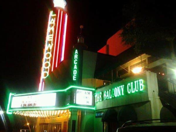 Balcony Club