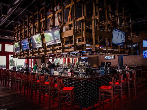 Lavaca Street Bar Rock Rose