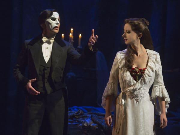 The Phantom of the Opera tour