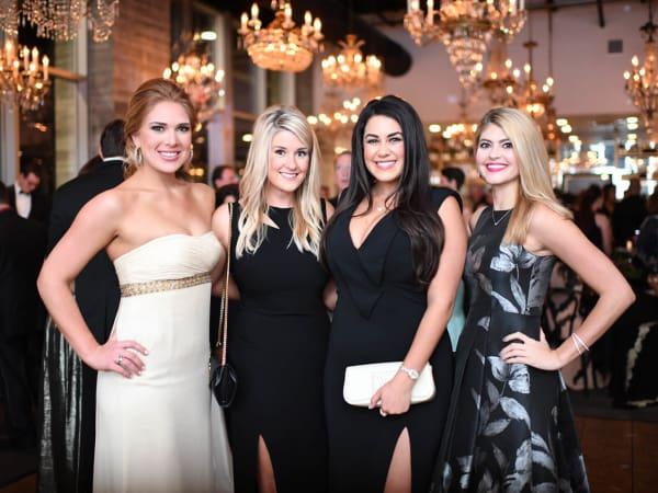 Jungle Book Gala, Alexa Bode, Casey Sailer, Tiffany LaRose, Audrey Miller