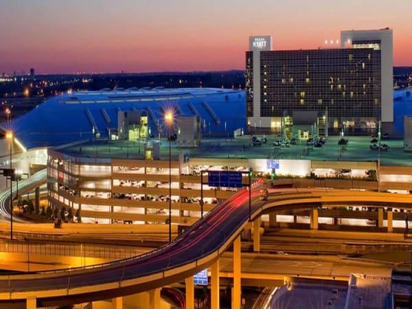 Dallas Fort Worth Airport DFW