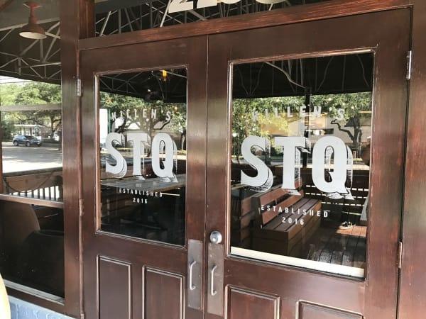 Killen's STQ exterior sign