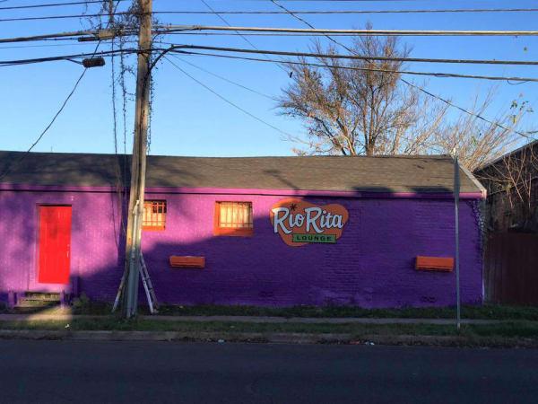 Rio Rita Lounge bar Austin Chicon Street