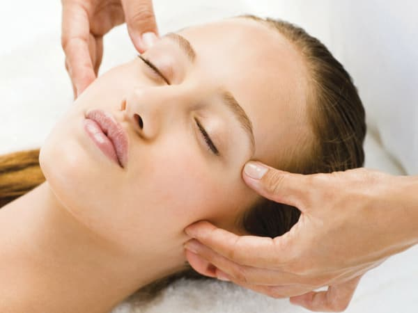 Facial at ESPA in Dallas