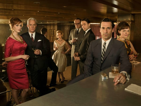 Mad Men cast