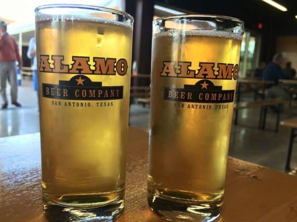 Alamo Beer San Antonio