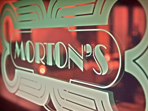 News_Morton's Steakhouse