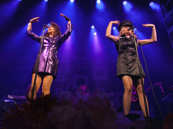 Moontower Comedy and Oddity Festival 2016 Princess cover band Maya Rudolph Gretchen Lieberum