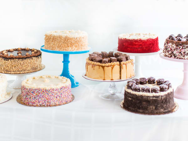 Petite Sweets cakes