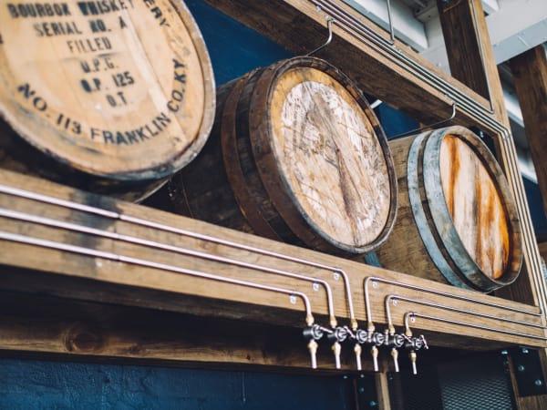 Eight Row Flint barrels