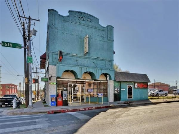 Cisco's Restaurant Bakery for sale 1511 E 6th St Sixth Street front