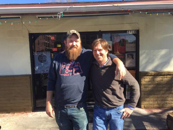 Beaver's Jon Deal Dusty Sagaser