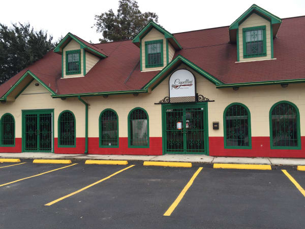 Pinkerton Barbecue Heights exterior