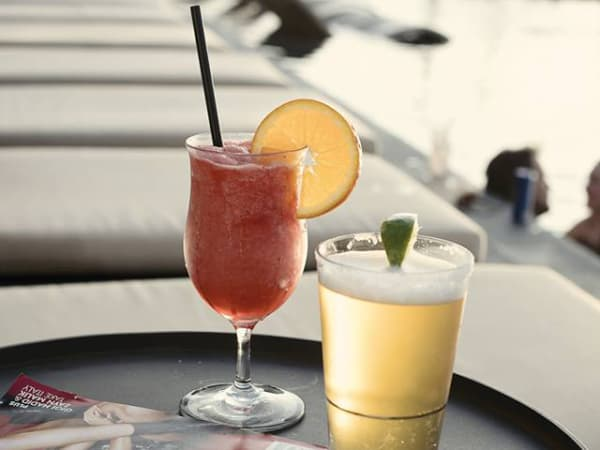 La Cantera Resort and Spa pool drinks