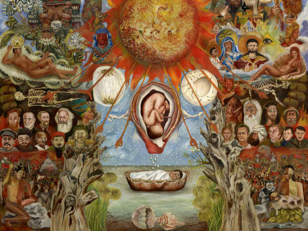 Paint the Revolution: Mexican Modernism, 1910–1950:Frida Kahlo, Moses