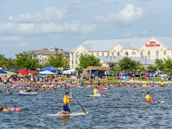 2017 Granbury Labor Day Lake Fest