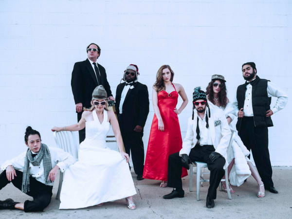 Stage West Theatre presents The Royal Society of Antarctica