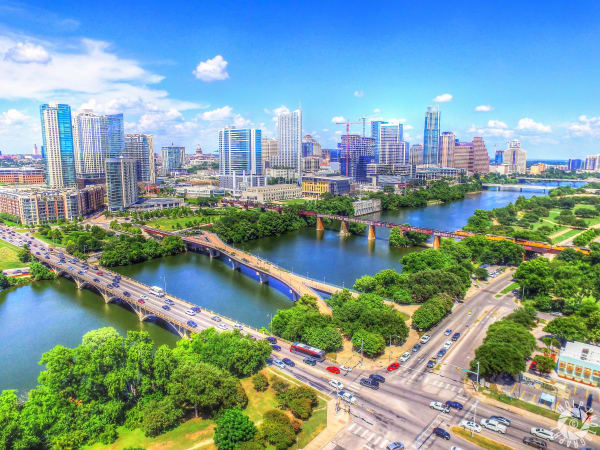DO NOT RERUN Mike Holp aerial photography Austin