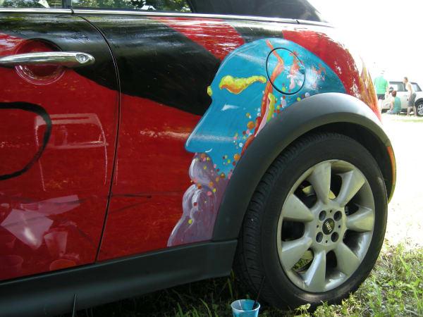Mini Art Car3