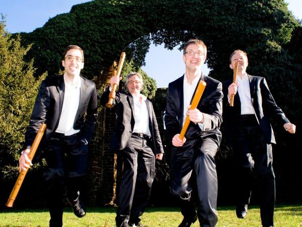 News_Flanders Recorder Quartet