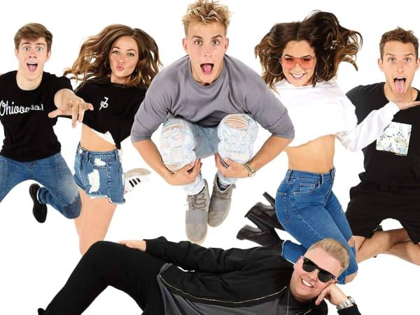 Jake Paul Team 10 weekend events