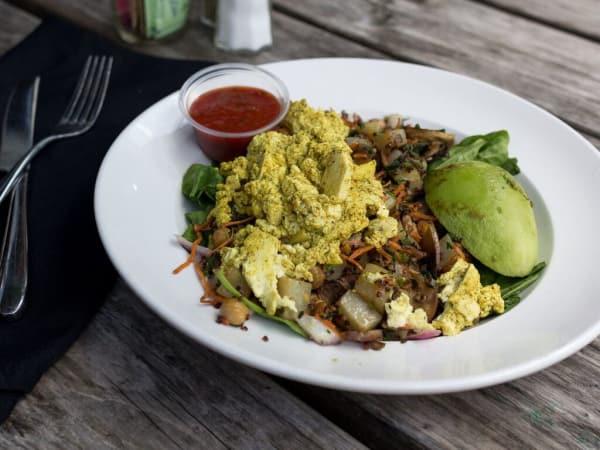 veggie bowl Company Cafe