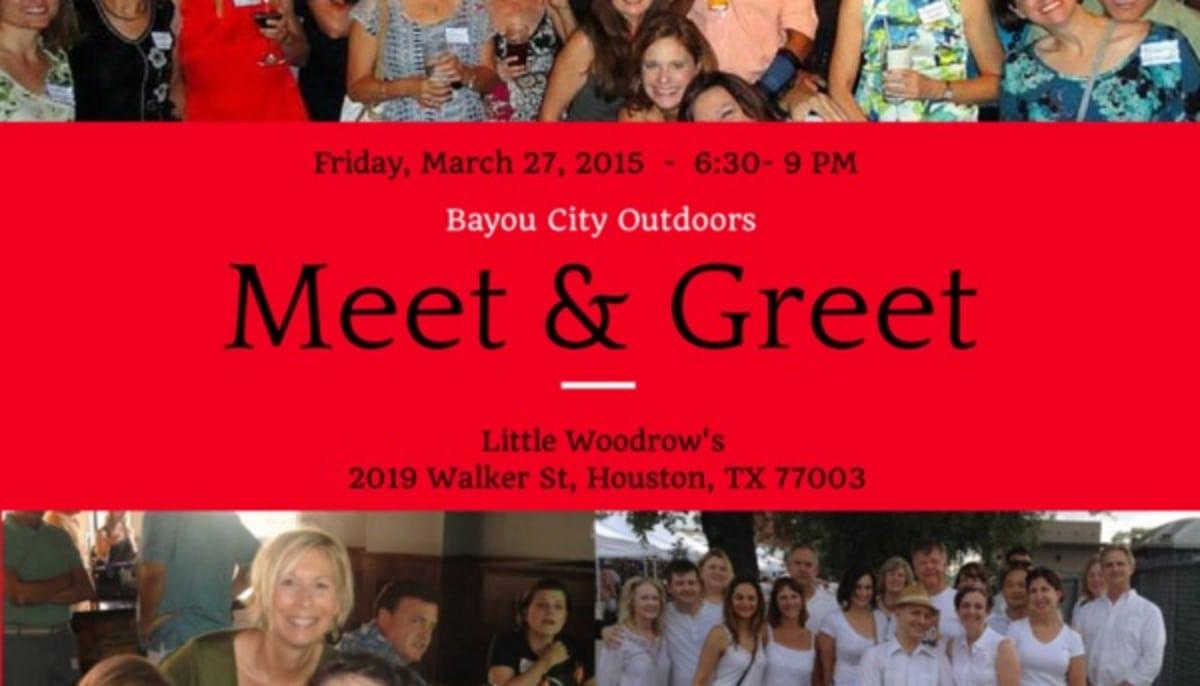Bayou City Outdoors Meet Greet Event Culturemap Houston
