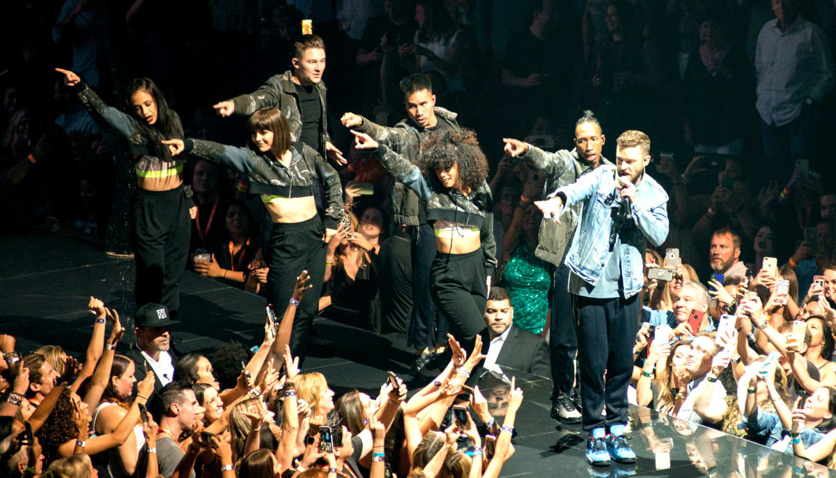 Houston Justin Timberlake Toyota Center May 23