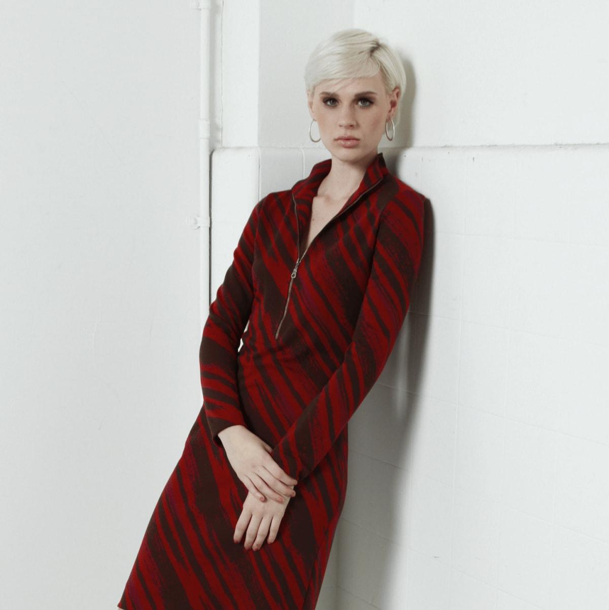 Kevan Hall dress