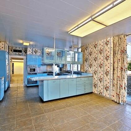 Kitchen of Mayrath House