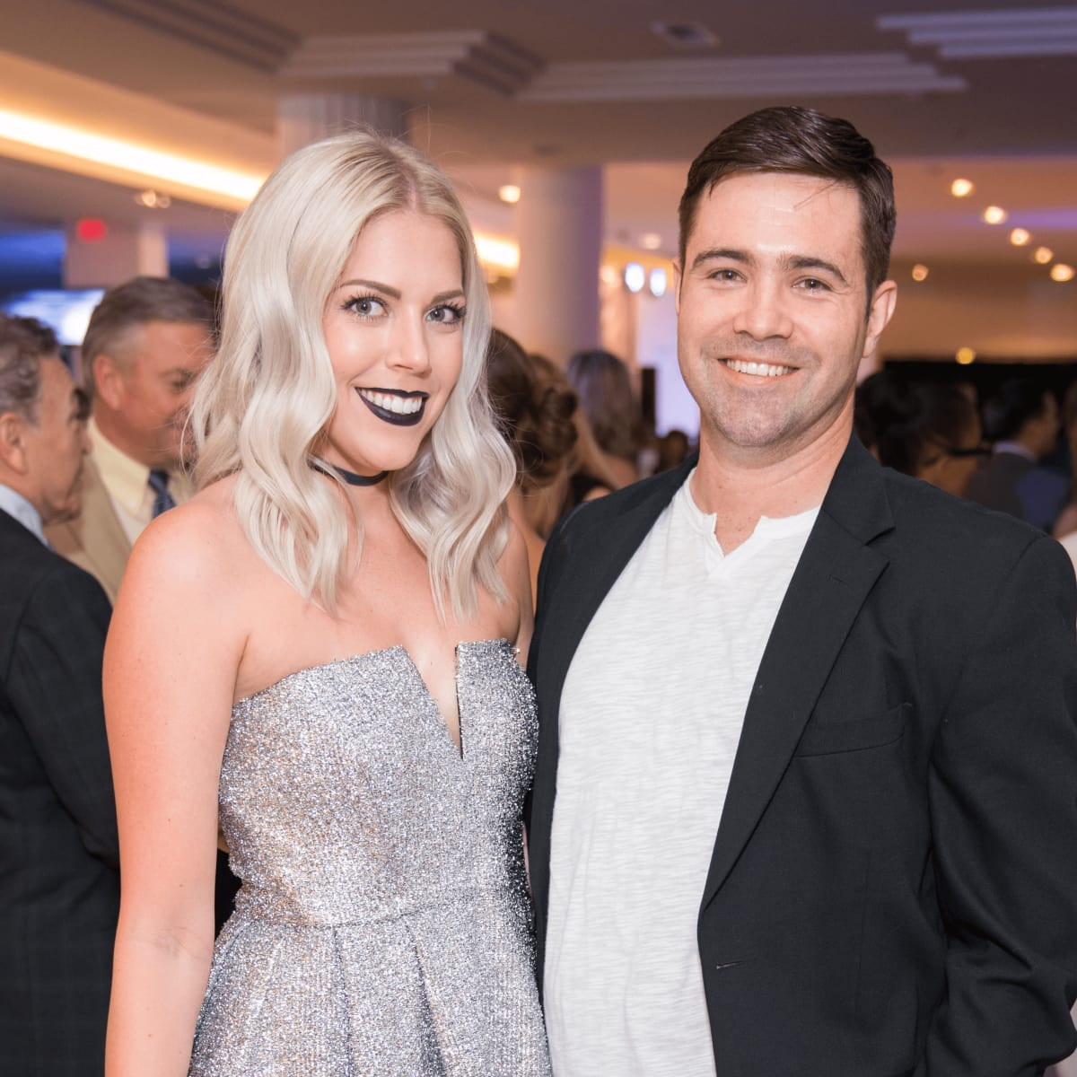 Fresh Faces of Fashion 8/16, Meagan Thomason, Joshua Finch