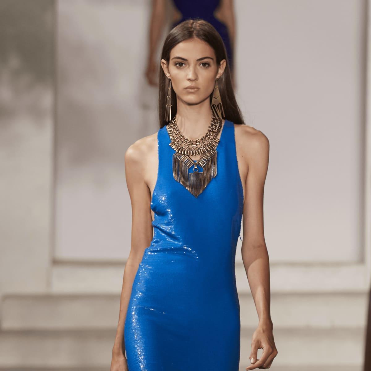Ralph Lauren gown look 38