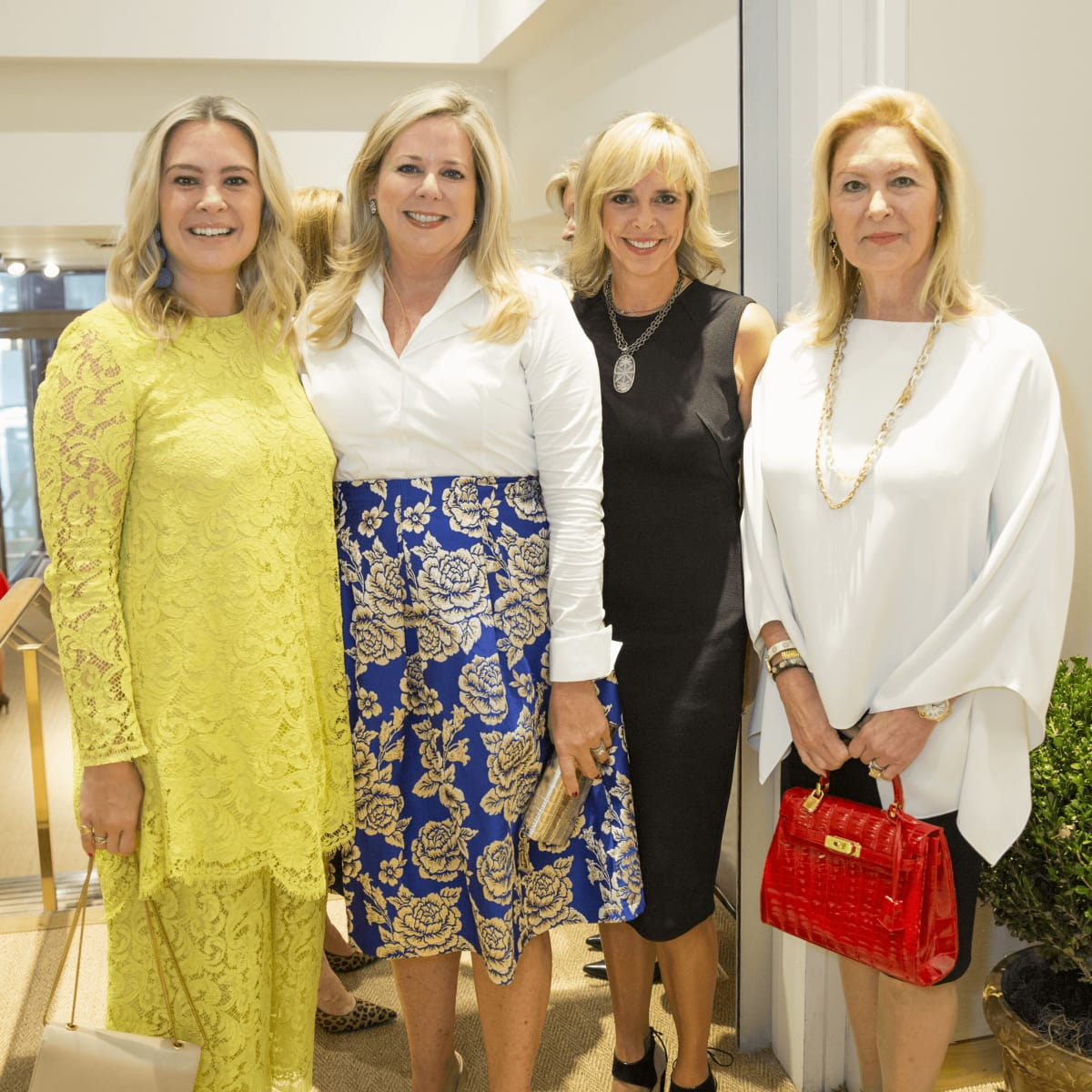 Jacquelin Taylor, Kristi Hoyl, Cindy Stager, Peggy Sewell