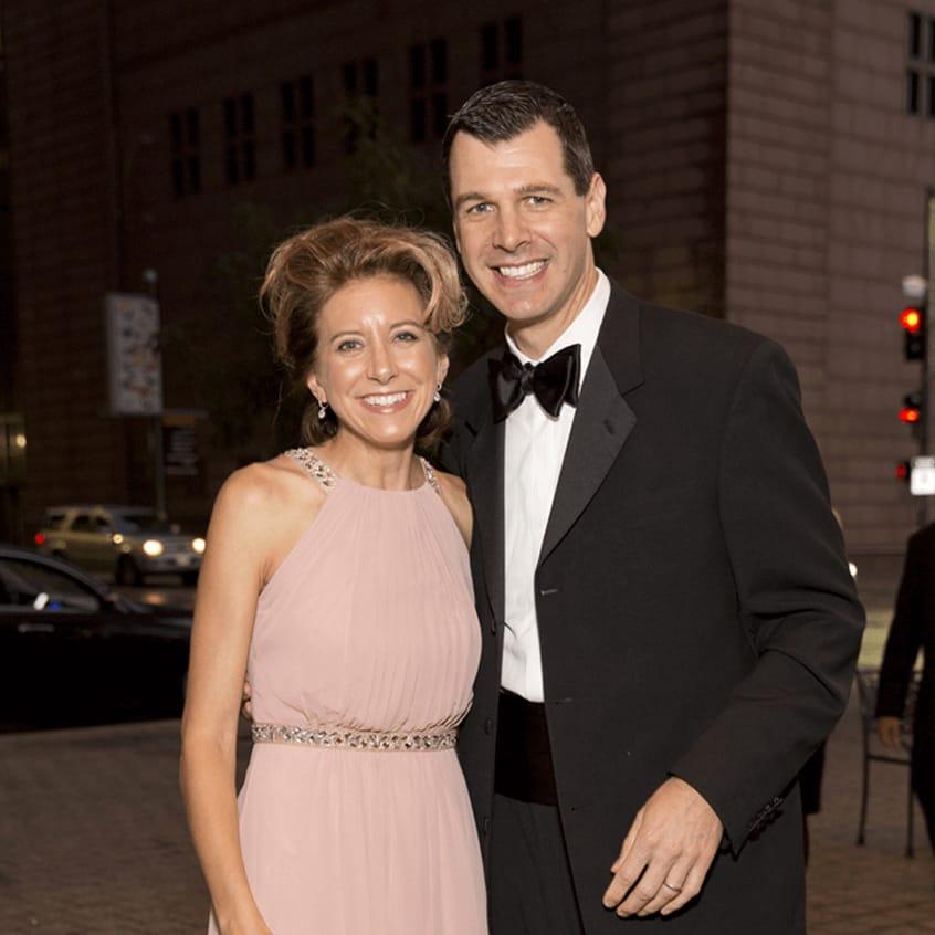 Houston Symphony Opener, 9/16, Christina Hanson, Mark Hanson