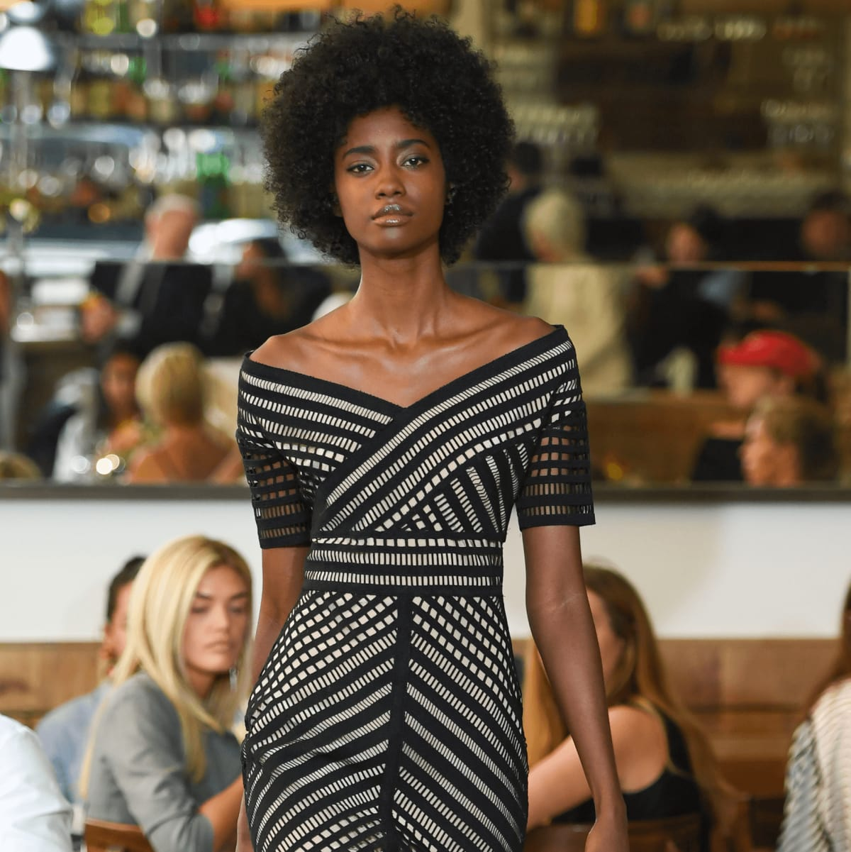 Lela Rose spring 2017 collection look 14