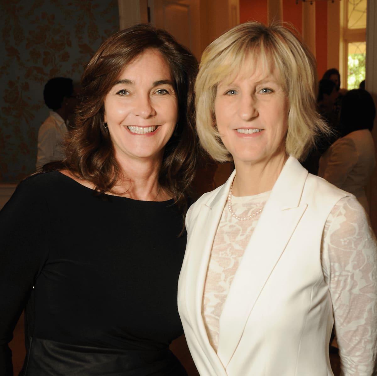 At the Heart of Families, 9/16  Kathleen Diamonon, Sarah Terrell