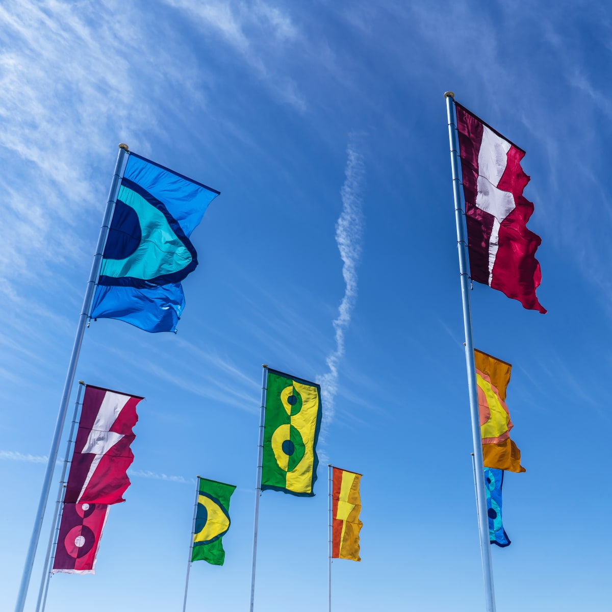 ACL Austin City Limits Music Festival 2016 flags