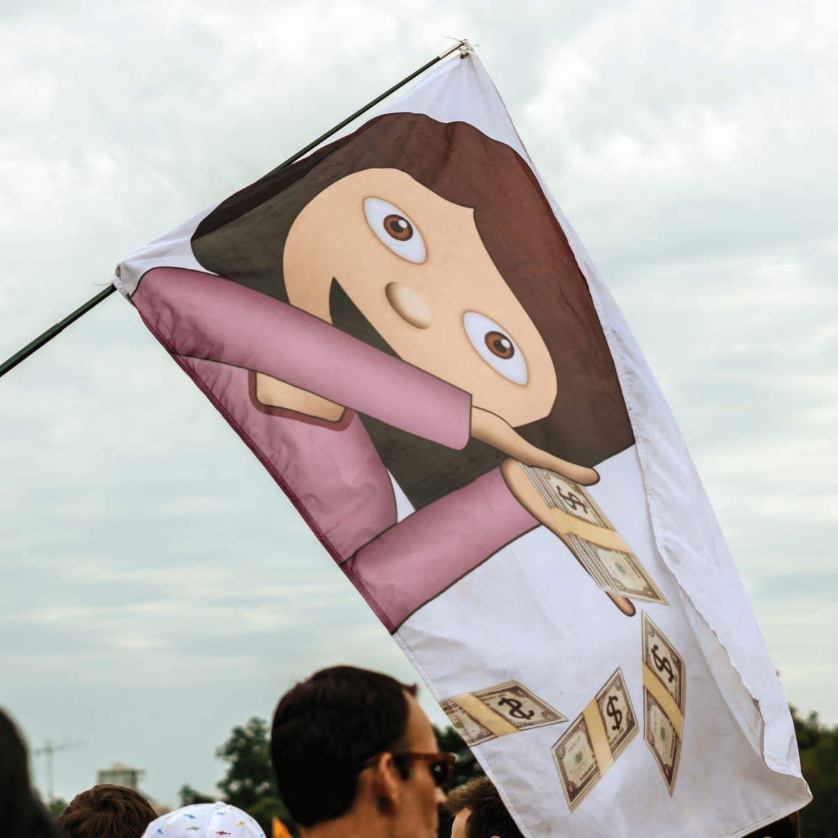 ACL Austin City Limits Music Festival 2016 flags emoji