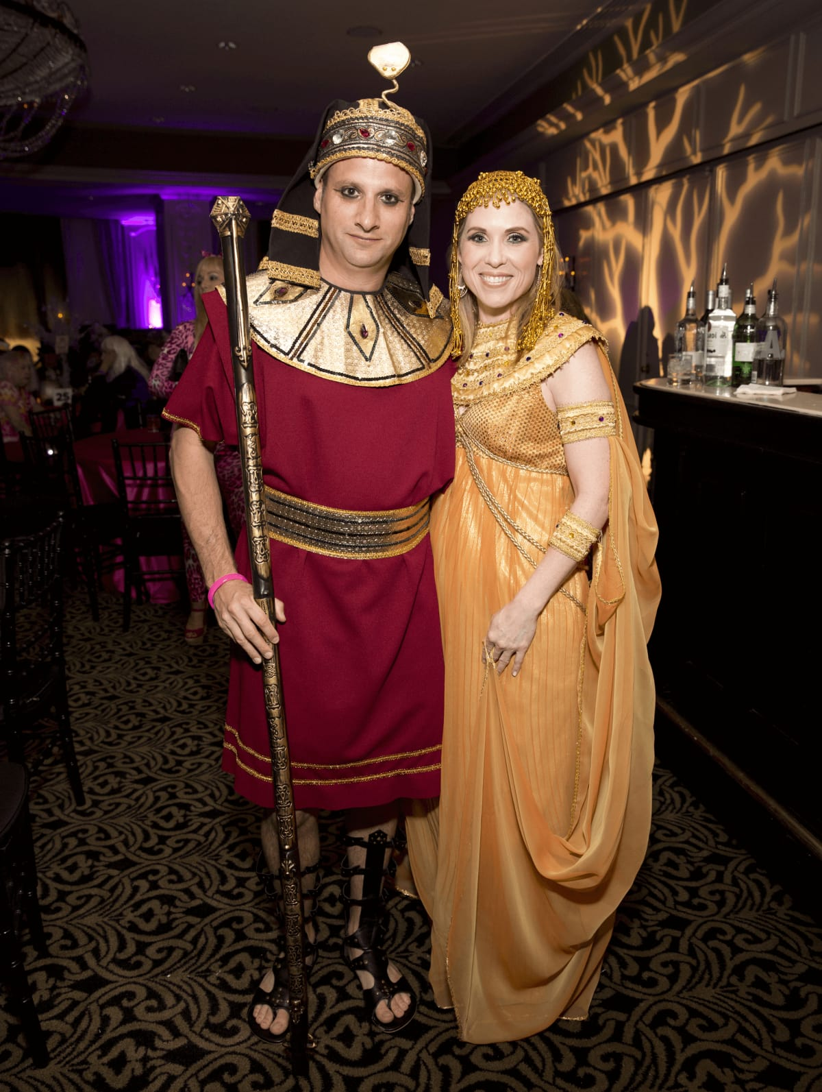 Houston, Easter Seals The Bash, Oct. 2016, Stuart Arouty, Heidi Arouty