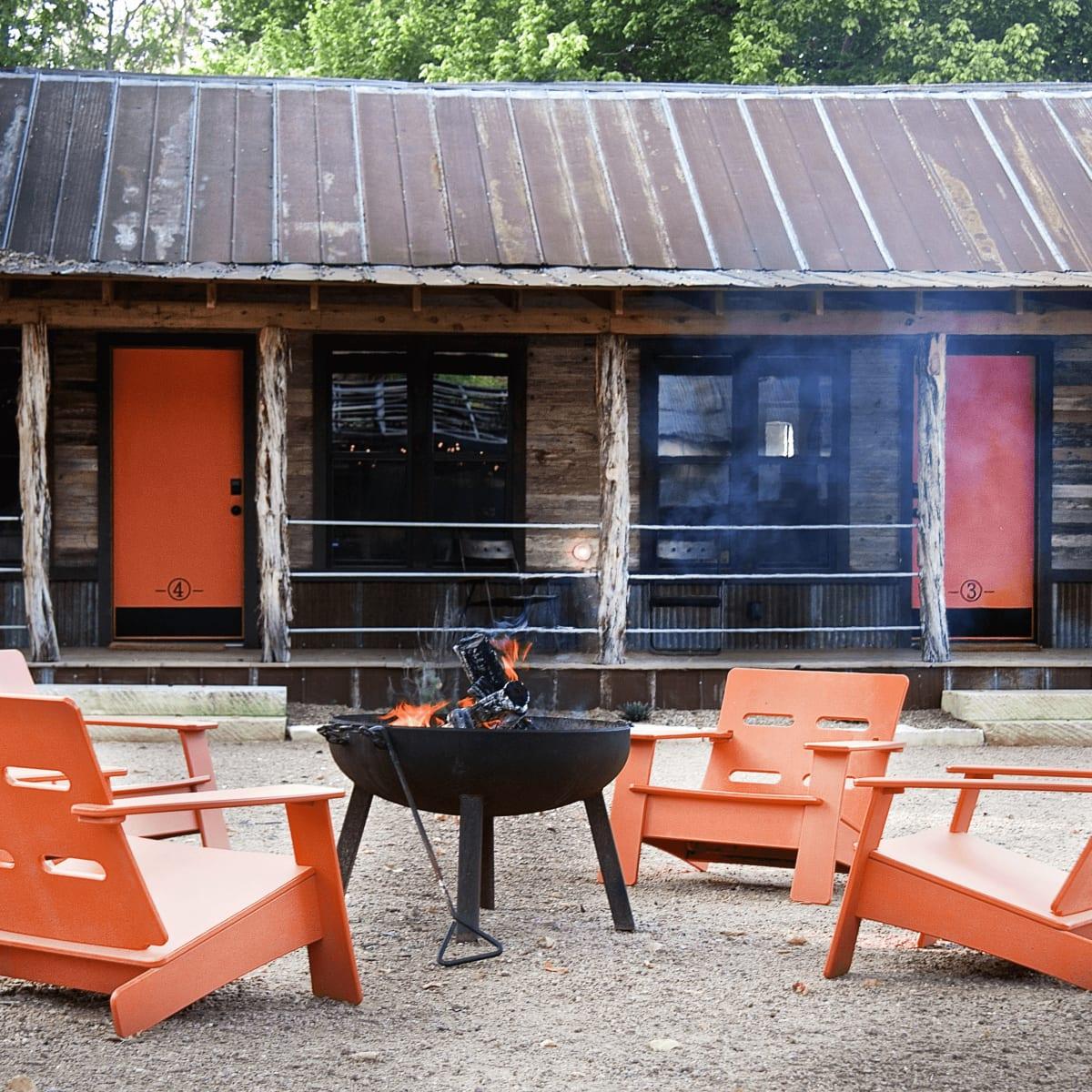 Camp Comfort bed breakfast exterior