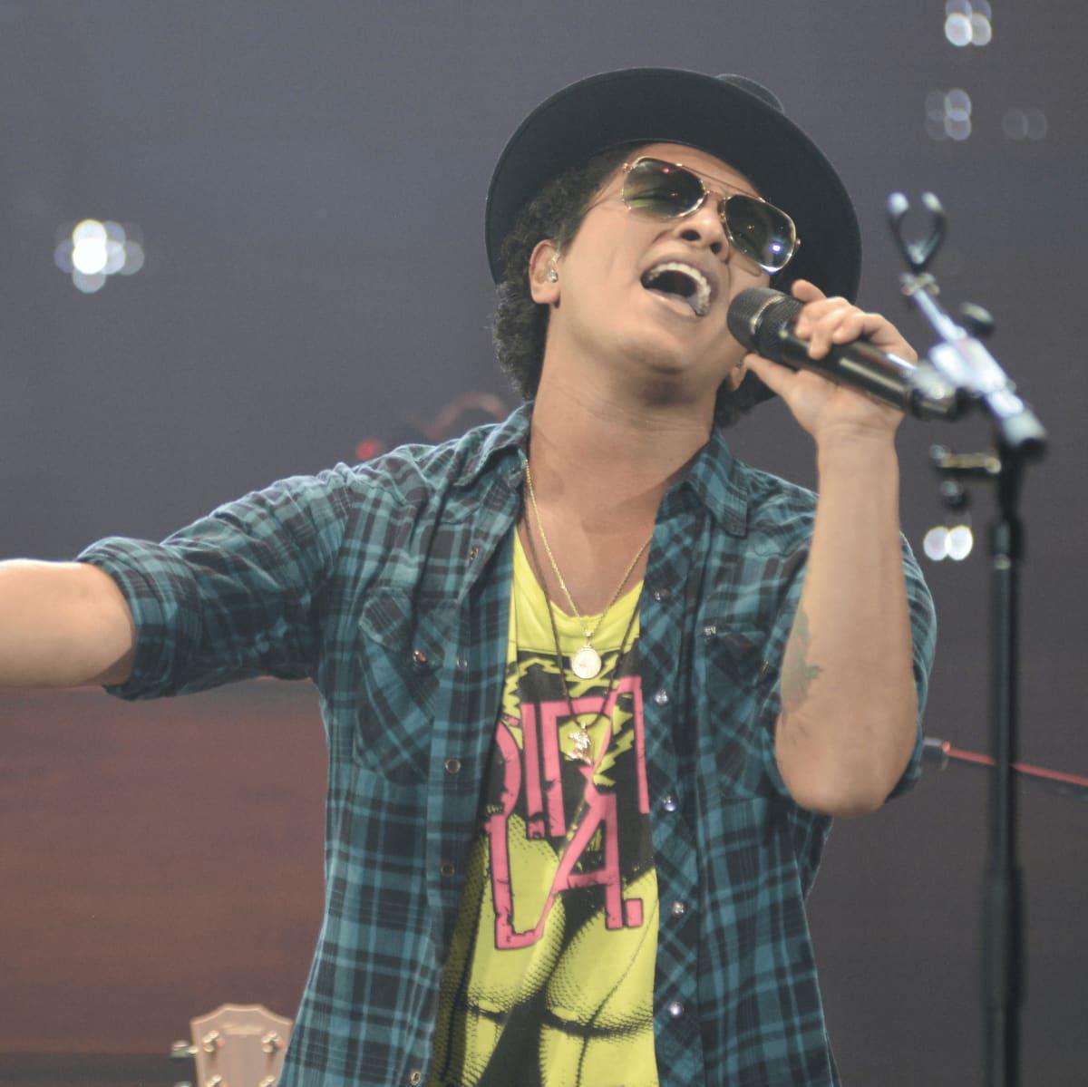 0007, RodeoHouston, Bruno Mars concert, March 2013