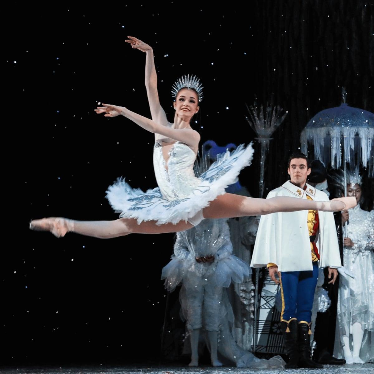 Mackenzie Richter in Houston Ballet The Nutcracker