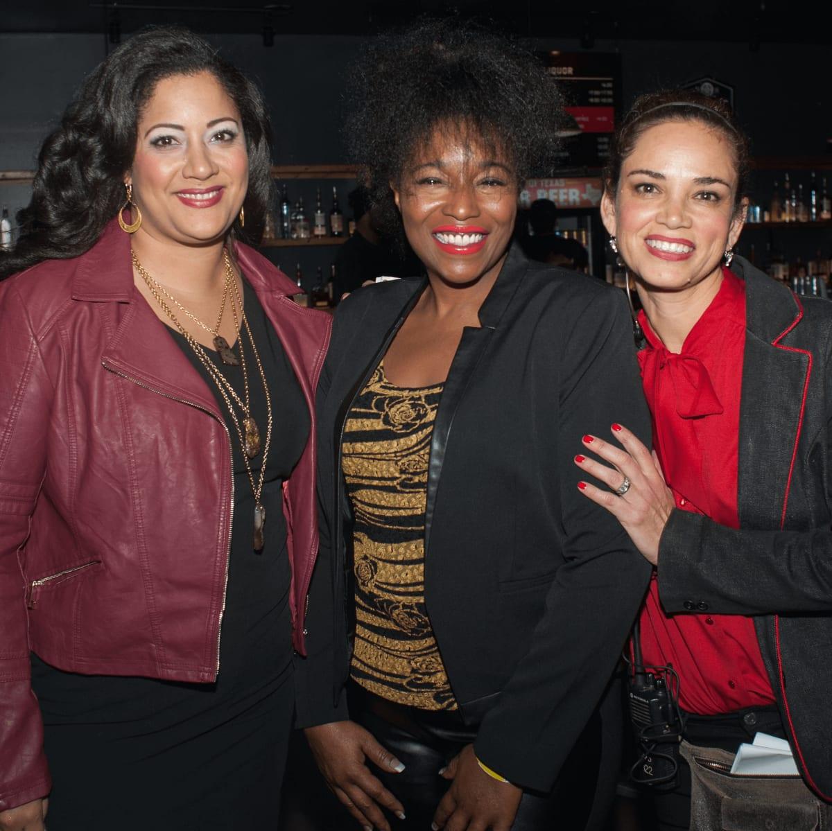 Sims Foundation Heart of the City 2016 Lauren Cervantes Angela Miller Celeste Quesada