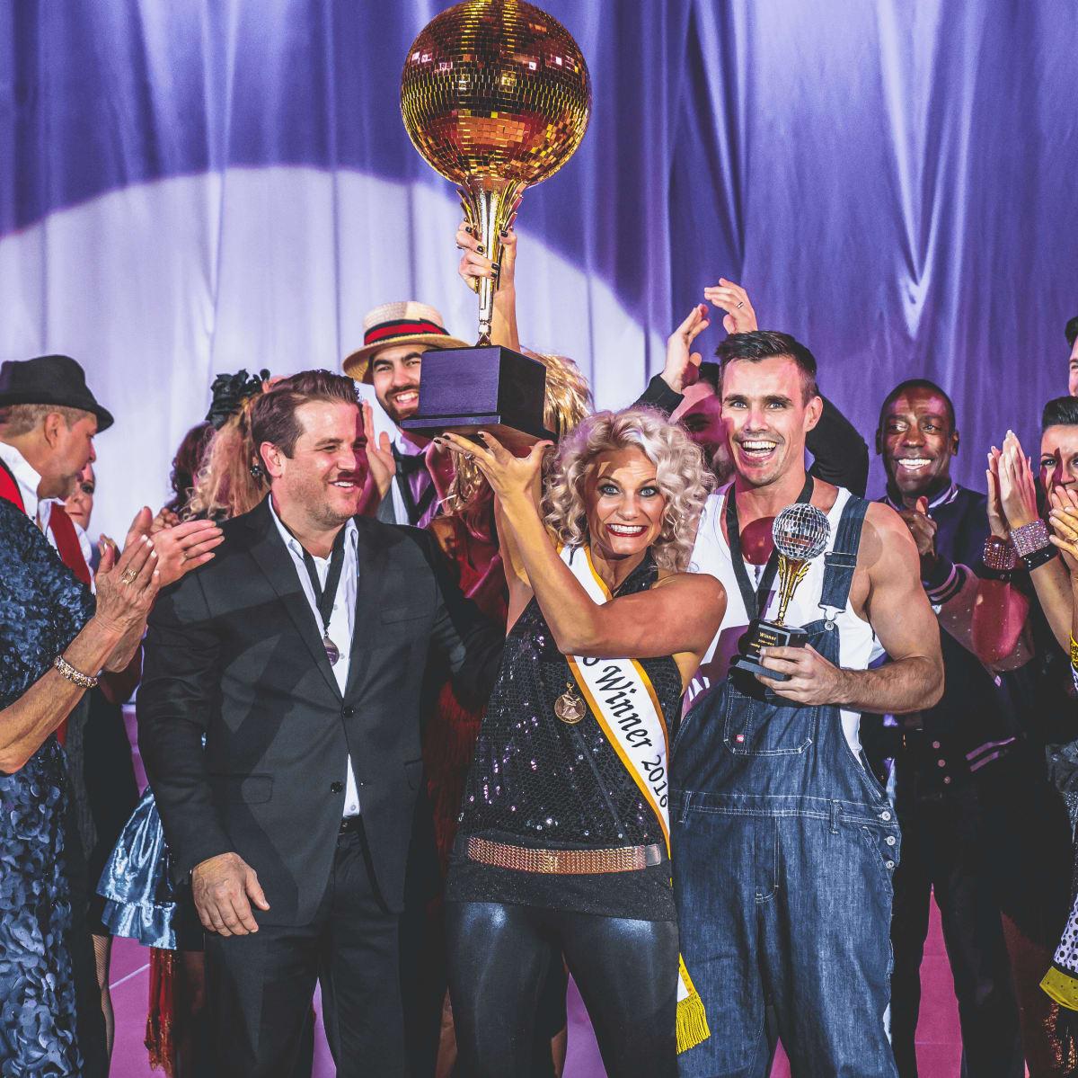 Dancing with the Stars Austn 2016 Jackie Mooney Glenn Ball